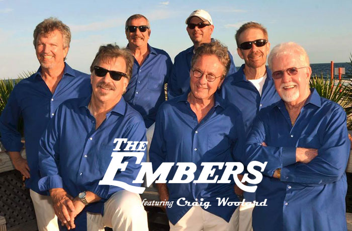 The Embers featuring Craig Woolard