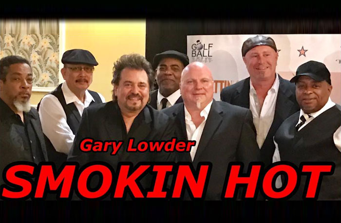 Gary Lowder & Smokin' Hot